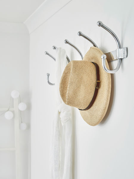 Quintuple Hat and Coat Hook