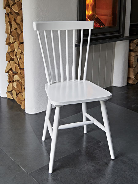 Blom Dining Chair - White