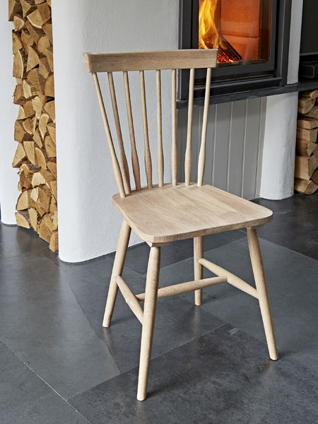 Blom Dining Chair - Oak
