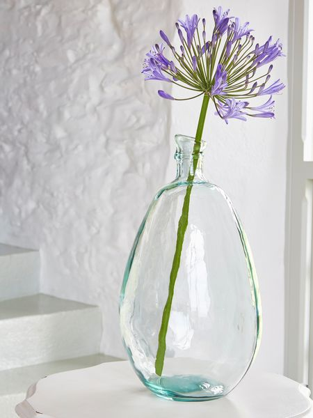 Recycled Glass Bottle - L