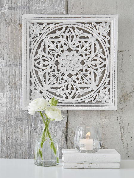 Carved Wall Panel - Mia