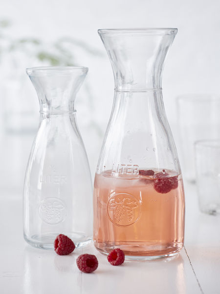 Glass Bistro Carafes