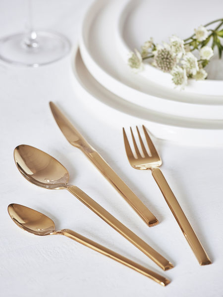 Soft Gold Cutlery