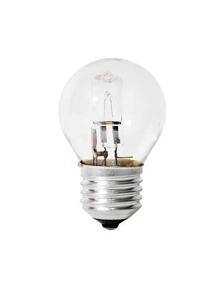 Halogen Bulb Clear