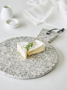 Round Granite Serving Board