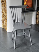 Blom Dining Chair -  Grey