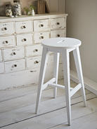 Olsson Bar Stool - White