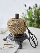 Wrought Iron Jute String Set - M