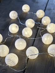 White LED String Lights