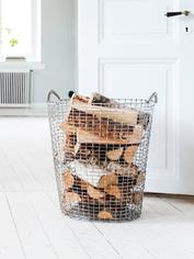 Heirloom Hand-Woven Basket - 80L