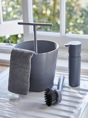 Danish Kitchen Utility Set - Grey