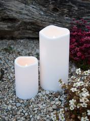 Outdoor LED Candles