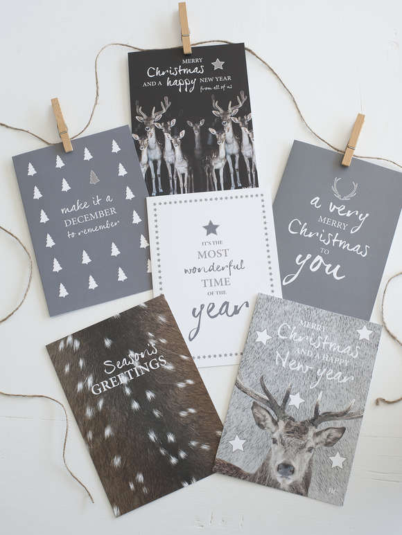 Nordic Christmas Cards