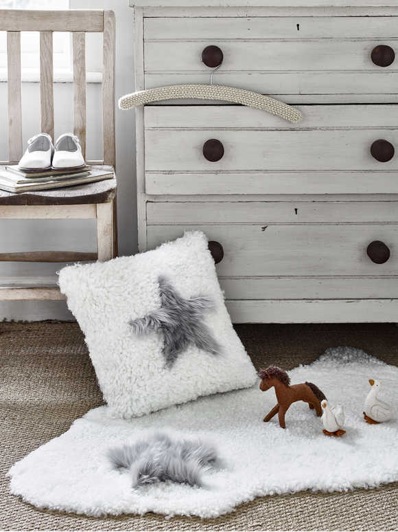 Star Sheepskin Collection
