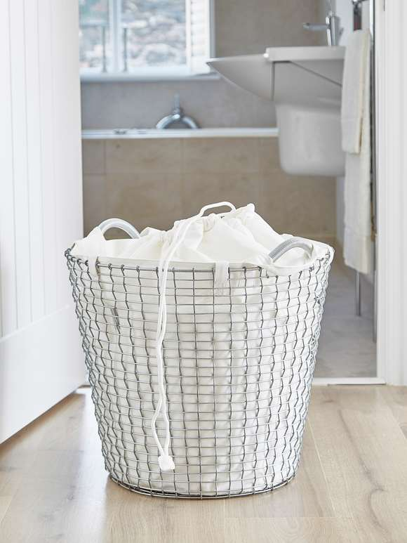 Heirloom Hand-Woven Basket - S65L