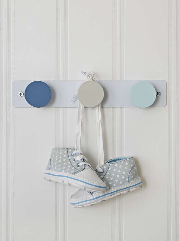 Nordic Hook Rack - Mint Trio
