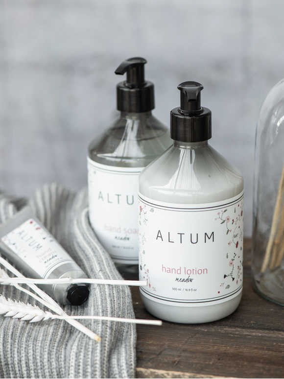 Hand Soap & Lotion - Meadow