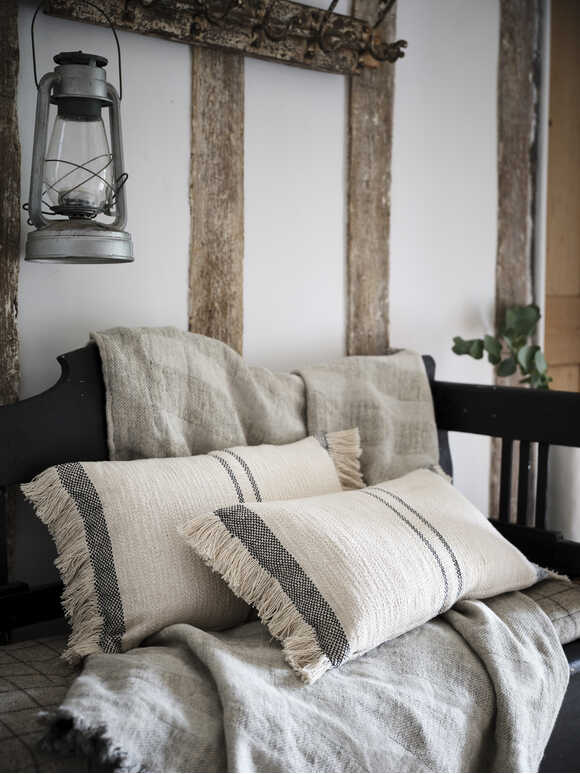 Supersoft Washed Cotton Cushion