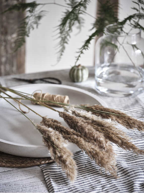 Natural Dried Pampas Grass Bundle