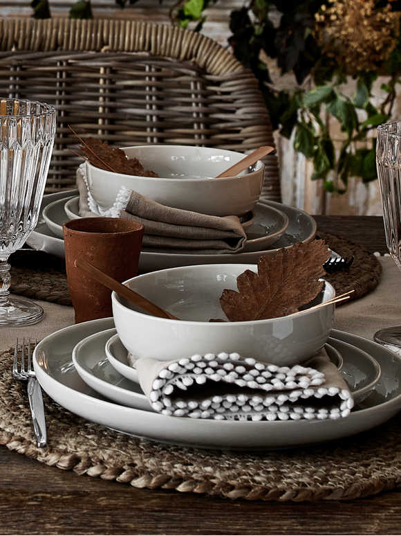 Artisan Grey Tableware