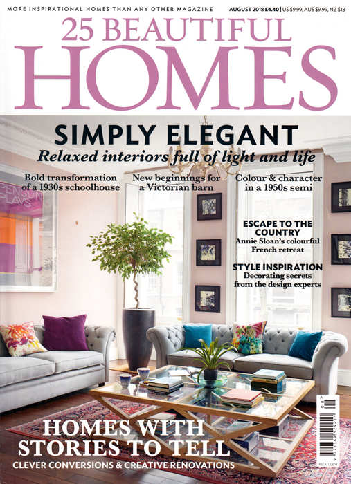 Nordic House featured in 25 Beautiful Homes