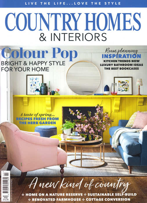 Nordic House featured in Country Homes and Interiors