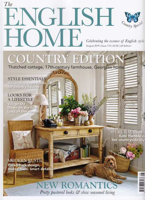Nordic House featured in The English Home