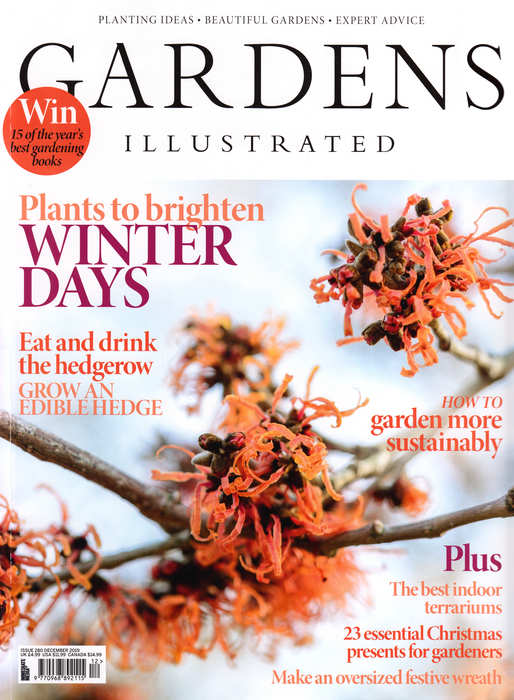 Nordic House featured in Gardens Illustrated