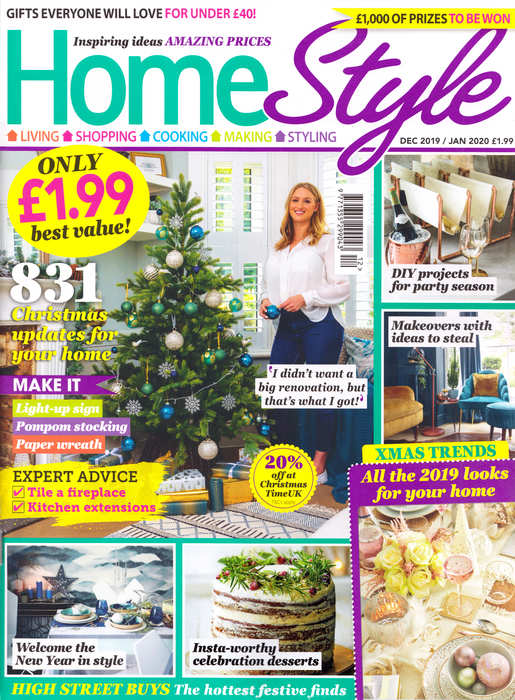 Nordic House featured in Home Style