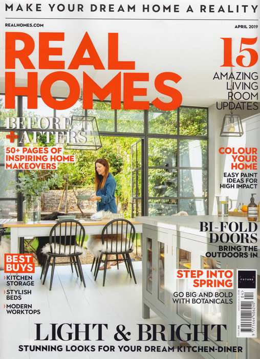 Nordic House featured in Real Homes