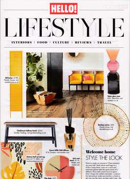 Nordic House featured in Hello