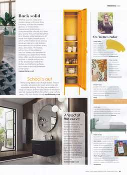 Nordic House featured in Kitchen Bedrooms and Bathrooms Magazine