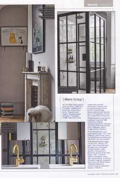 Nordic House featured in Living Etc