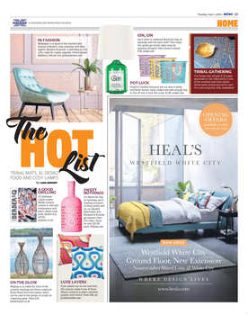 Nordic House featured in Metro