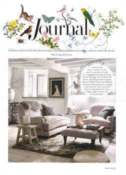 Nordic House featured in Period Living