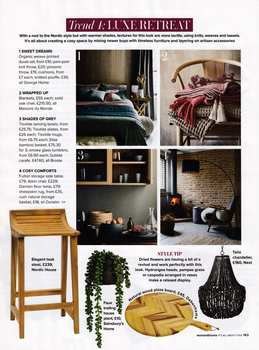 Nordic House featured in Woman and Home