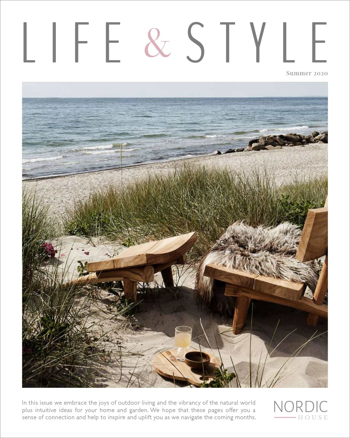 Request your copy of our beautiful summer 2020 magazine