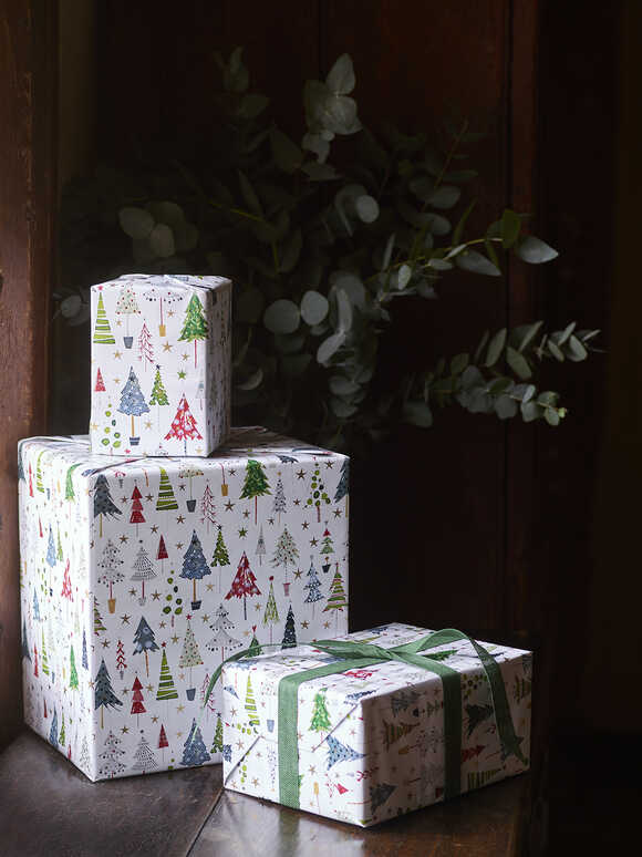 Nordic Folk Gift Wrapping Paper
