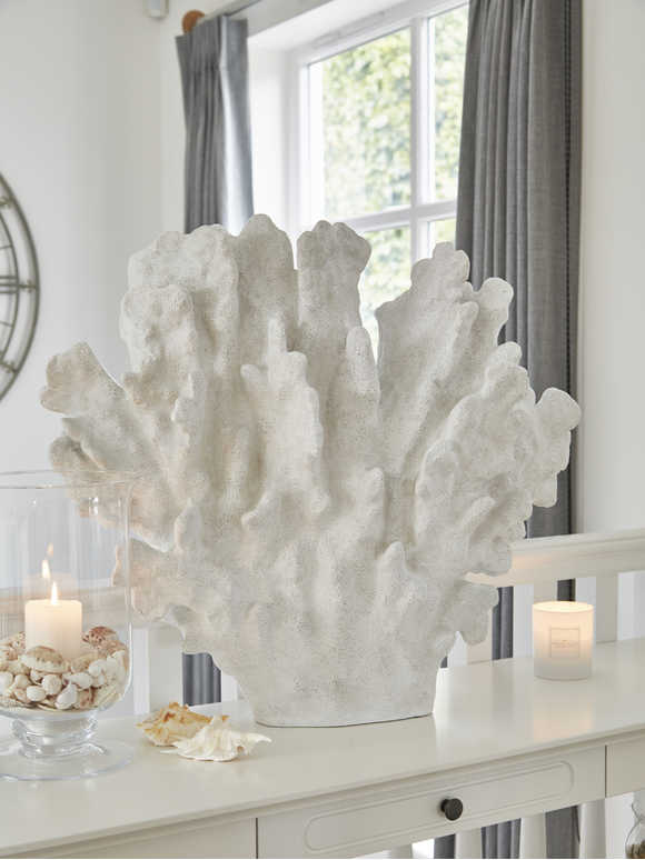 Extra Large Coral Centrepiece