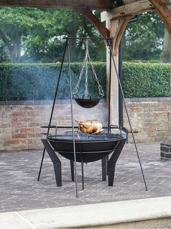Leini Fire Bowl Cooking Accessories