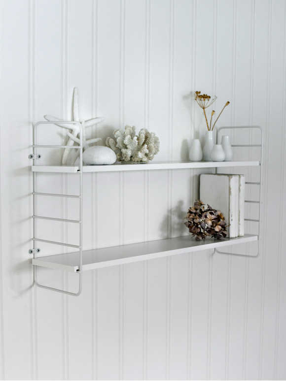 Scandi Shelf Unit