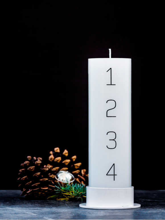 Swedish Advent Candle
