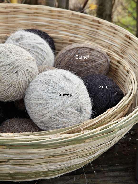 Large Wool Decor Balls
