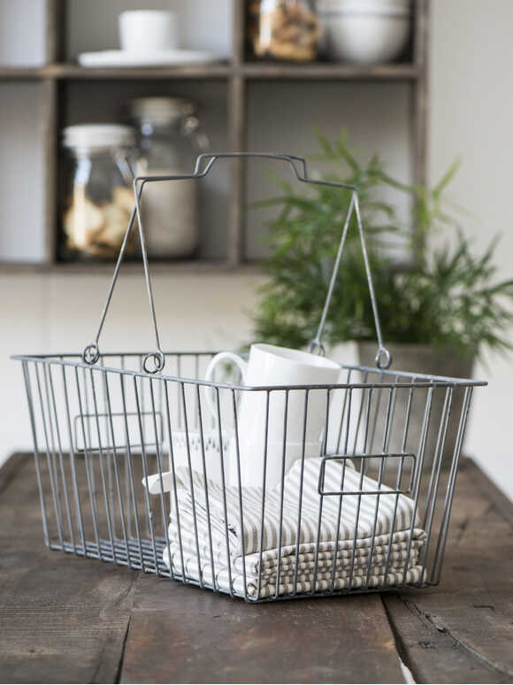 Metal Utility Basket