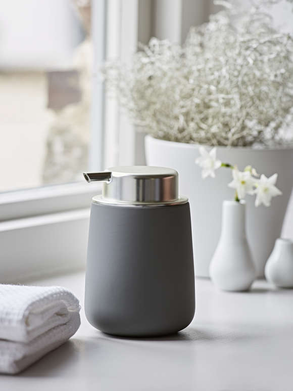 Graphite Grey Soap Dispenser