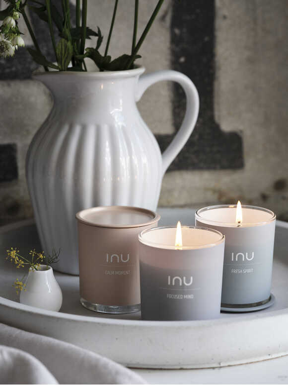 Nordic Scented Soy Wax Candles