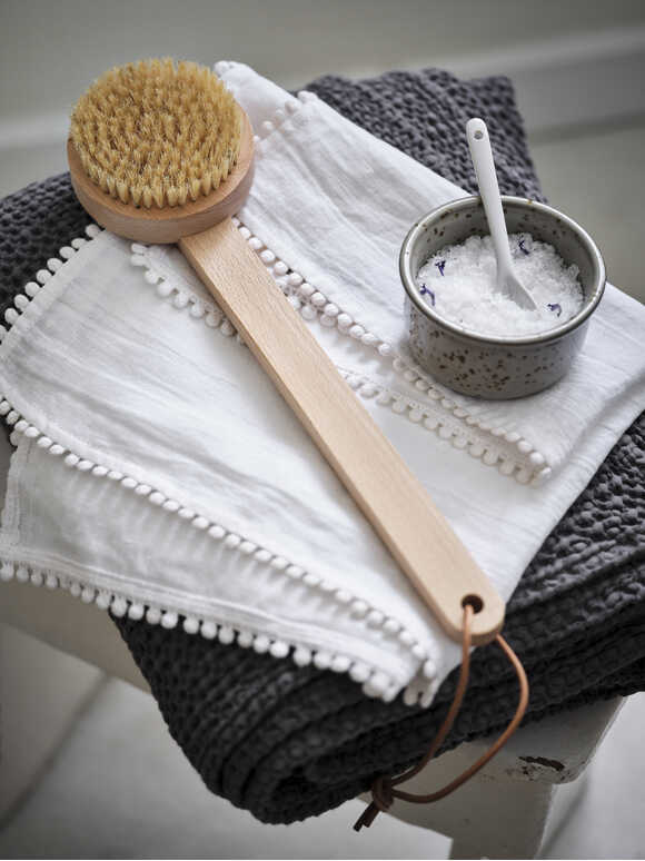 Beech Wooden Bath Brush