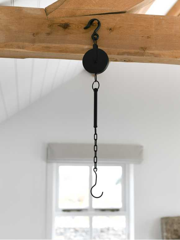 Industrial Lantern Hook