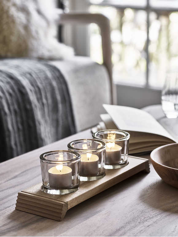 Skia Tealight Tray