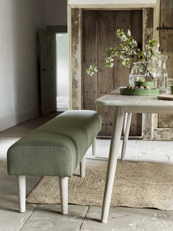 Sundby Long Bench - Living Spaces
